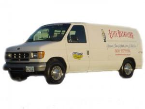 Elite Auto Detailing Mobile Van